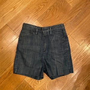 Earnest Sewn Jean Shorts